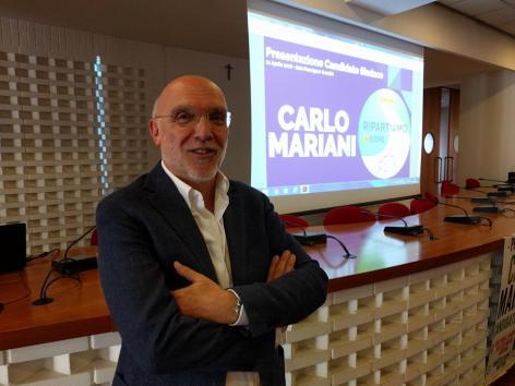 Carlo Mariani sindaco