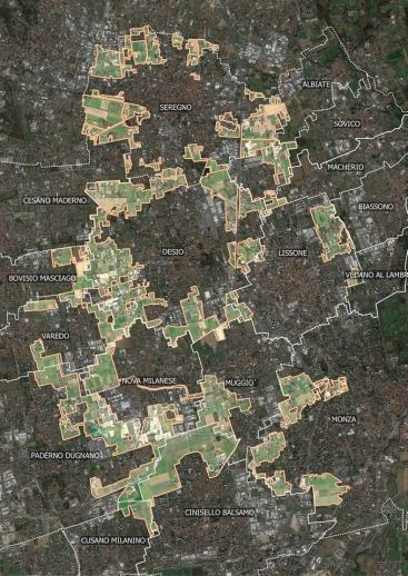mappa PLIS